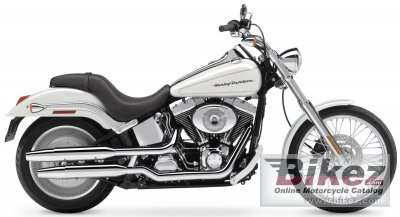 2004 Harley-Davidson FXSTDI Softail Deuce photo