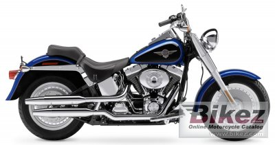 2004 Harley-Davidson FLSTFI Fat Boy photo
