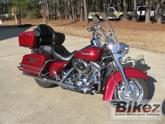 2004 Harley-Davidson FLHRSI Road King Custom