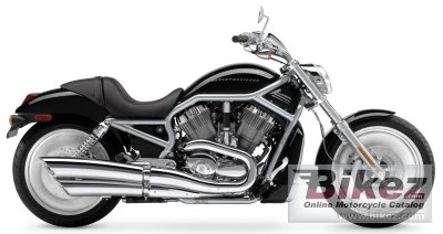 2004 Harley-Davidson VRSCA V-Rod photo