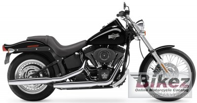 2004 Harley-Davidson FXSTBI Softail Night Train