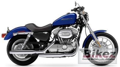 2004 harley davidson xl 883 sportster specifications and pictures. Black Bedroom Furniture Sets. Home Design Ideas