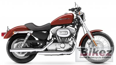 2005 Harley-Davidson XL 883 Sportster photo