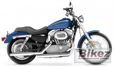 2005 Harley-Davidson XL 883 C Sportster Custom photo