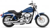 2005 Harley-Davidson FXDCI Dyna Super Glide Custom photo
