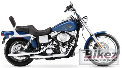 2005 Harley-Davidson FXDWGI Dyna Wide Glide photo