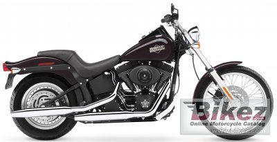 2005 Harley-Davidson FXSTBI Softail Night Train photo
