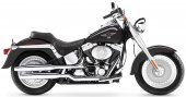 2005 Harley-Davidson FLSTFI Softail Fat Boy photo
