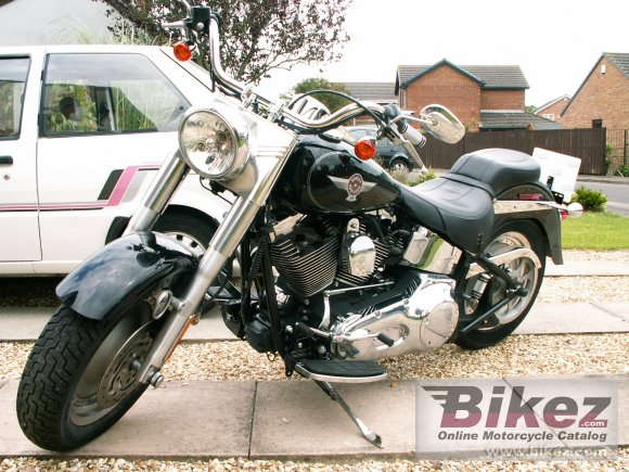 2005 Harley-Davidson FLSTFI Softail Fat Boy