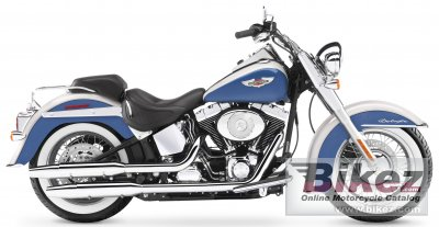 2005 Harley-Davidson FLSTNI Softail Deluxe photo