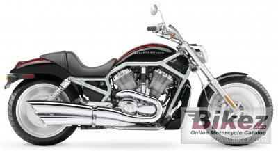 2005 Harley-Davidson VRSCA V-Rod photo
