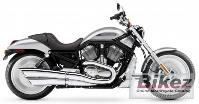 2005 Harley-Davidson VRSCB V-Rod photo