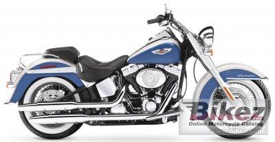 2005 Harley-Davidson FLSTNI Softail Deluxe