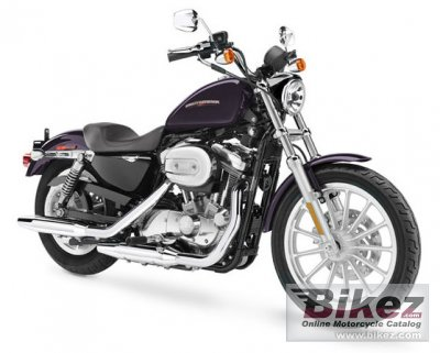 2006 Harley-Davidson XL 883 L Sportster 883 Low photo