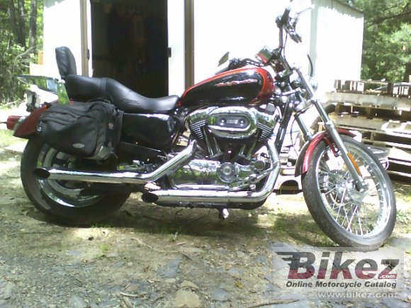 2006 Harley-Davidson XL 1200C Sportster 1200 Custom photo
