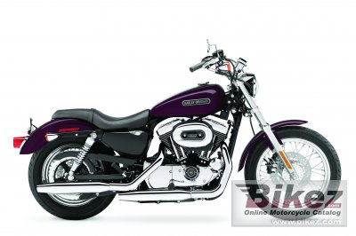 2006 Harley-Davidson XL 1200L Sportster 1200 Low photo