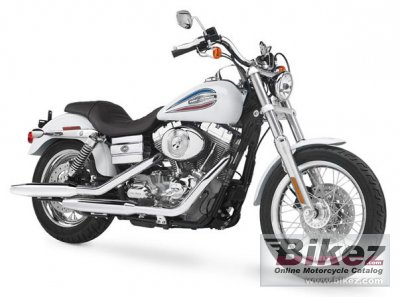 2006 Harley-Davidson FXDI35 35th Anniversary Dyna Super Glide photo