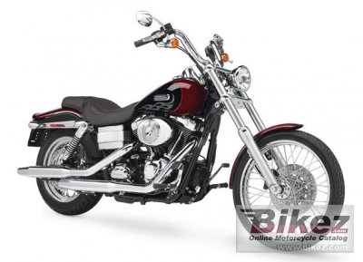 2006 Harley-Davidson FXDWGI Dyna Wide Glide photo