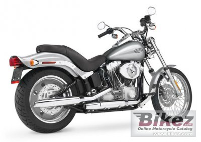 2006 Harley-Davidson FXST Softail Standard photo