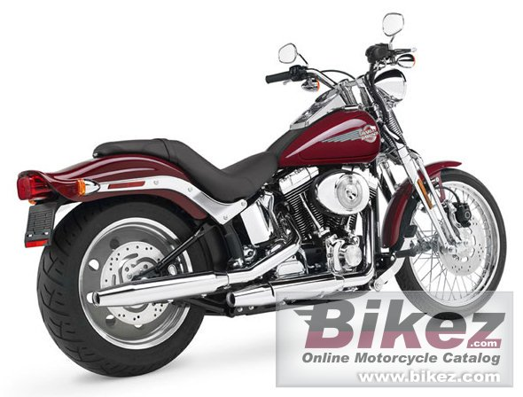Harley-Davidson fxsts softail springer