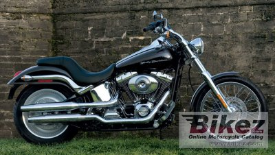 2006 Harley-Davidson FXSTD Softail Deuce photo