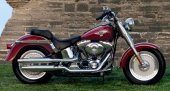 2006 Harley-Davidson FLSTFI Fat Boy photo