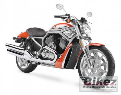 2006 Harley-Davidson VRSCR Street Rod photo