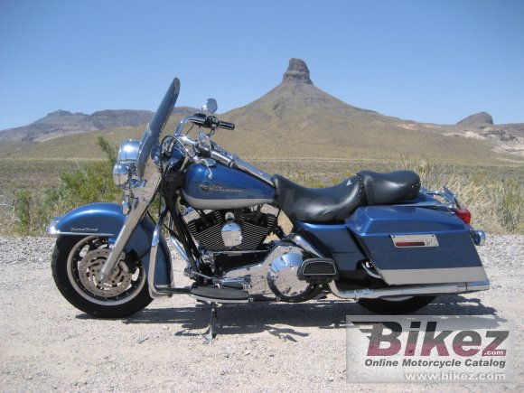 2006 Harley-Davidson FLHRI Road King photo