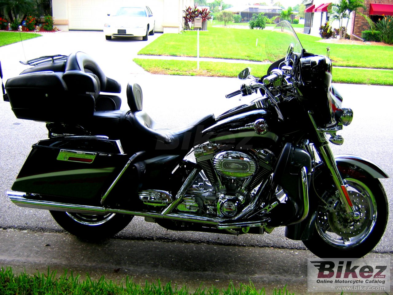 nymous user. flhtcuse screamin eagle ultra classic electra glide