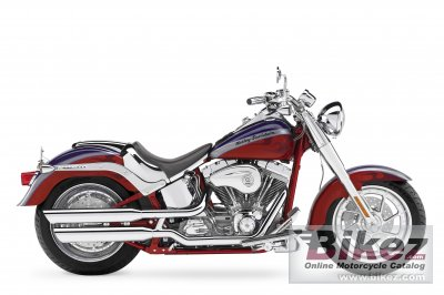2006 Harley-Davidson FLSTFSE Screamin Eagle Fat Boy photo