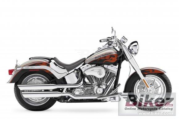 2006 Harley-Davidson FLSTFSE Screamin Eagle Fat Boy