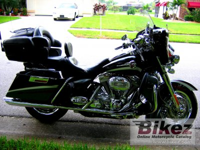2006 Harley Davidson Flhtcuse Screamin Eagle Ultra Classic Electra Glide Specifications And Pictures