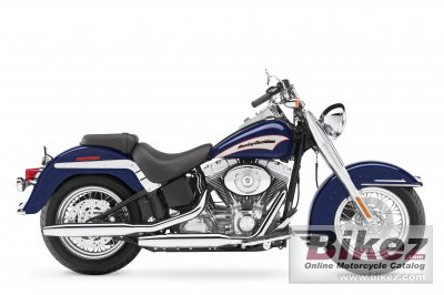 2006 Harley-Davidson FLST Heritage Softail specifications and pictures