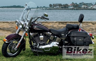 2006 Harley-Davidson FLSTCI Heritage Softail Classic specifications ...