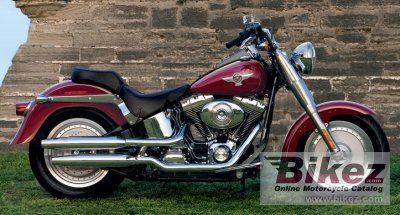 2006 Harley-Davidson FLSTF Fat Boy specifications and pictures