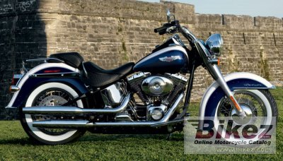 2006 Harley-Davidson FLSTNI Softail Deluxe specifications and pictures