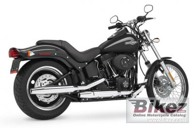 2006 Harley-Davidson FXSTB Night Train
