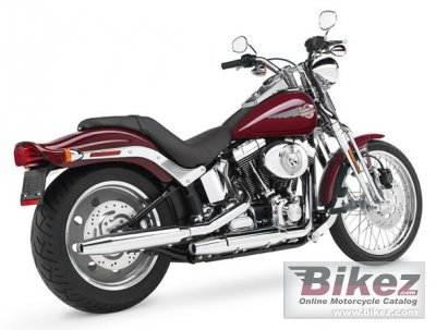 2006 Harley-Davidson FXSTS Softail Springer