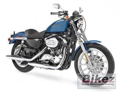 2006 harley davidson xl 883 sportster 883 specifications and pictures. Black Bedroom Furniture Sets. Home Design Ideas