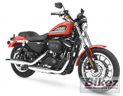 2006 harley davidson xl 883r sportster 883 r specifications and pictures. Black Bedroom Furniture Sets. Home Design Ideas