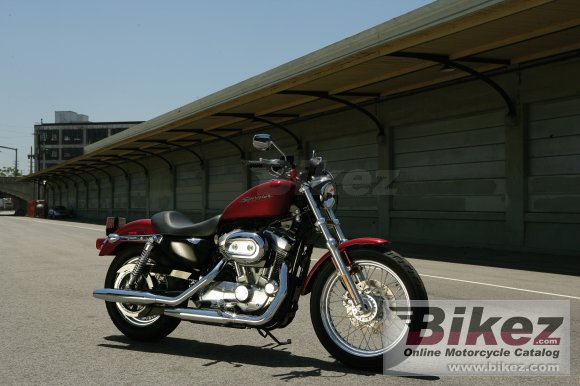 2007 Harley-Davidson  XL883  Sportster photo