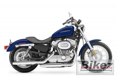 2007 Harley-Davidson XL883L Sportster Low photo