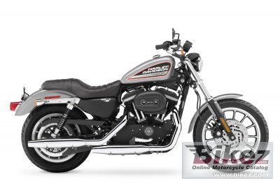 2007 Harley-Davidson XL883R Sportster R photo