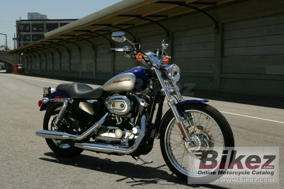 2007 Harley-Davidson  XL1200C  Sportster Custom photo