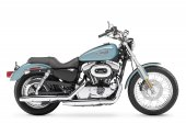 2007 Harley-Davidson  XL1200L  Sportster Low photo