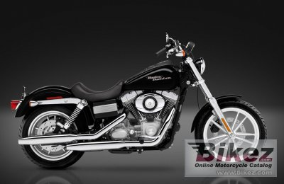 2007 Harley-Davidson FXD Dyna Superglide photo