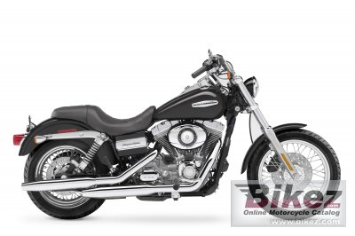 2007 Harley-Davidson FXDC Dyna Super Glide Custom photo
