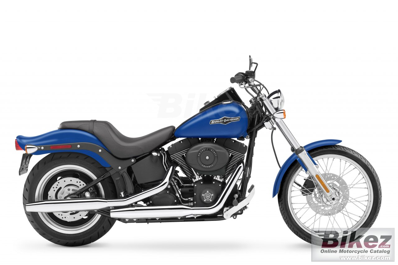 Harley-Davidson fxstb softail night train