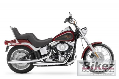 2007 Harley-Davidson FXSTC Softail Custom photo