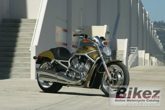 2007 Harley-Davidson  VRSCAW  V-Rod photo